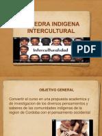 Ppt Catedra Indigena Inter