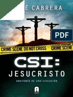 Csi Jesucristo - Cabrera, Jose