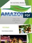 Regiao Norte Do Brasil AMAZONAS