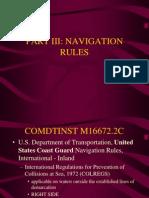 20 Navigation Rules