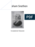 Abraham Snethen