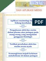 Enzim Dan Aplikasi Medis
