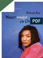 Nacer Mujer en China - Xinran Xue - Copia