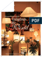 indonesian lampshade export