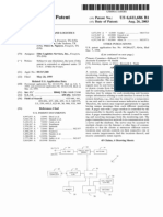 Tracking control and logistics system and method (US patent 6611686)