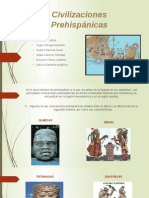 Civilizaciones Prehispánicas