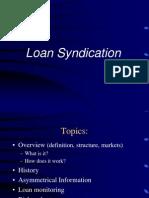 Syndicated Loan Market