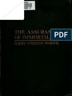 Assurances of Immortality