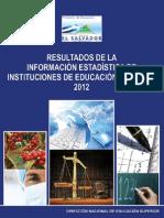 Documento Informacion Ies 2012 Web