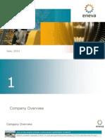 ENEVA Corporate Presentation ? June 2014