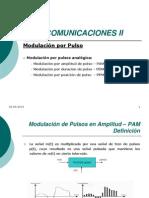 Telecom II 2 Mod Pulsos