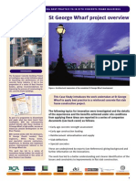 St George Wharf - Case Study