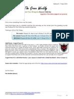 Cygnet Sea Dragons Junior Soccer Club - Edition 6 7 June 2014
