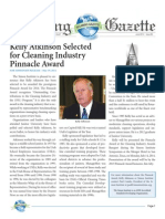 June 2014 Cleaning Gazette