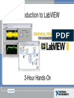 Introduction to LabVIEW 8