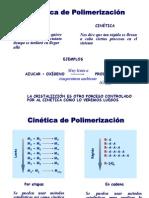 Cinética de Polimerización