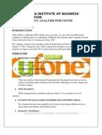Analysis Ufone.