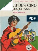 Club Des Cinq 09 Le Club Des Cinq Et Les Gitans - Enid Blyton