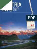 Spanisch Rundreise 2010 Plan Poster 72dpi