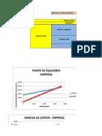 Analisis de Costos Mineros