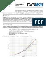 Dvb s2x Factsheet