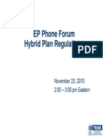 Hybridplans Phoneforum Presentation