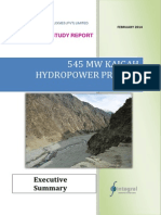 Kaigah HPP -Executive Summary