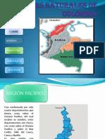 Regiones Naturales de Colombia en Power Point