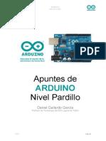 Apuntes Arduino Nivel Pardillo