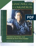 ÁVAREZ, SILVIA. 2003, DE HUANCAVILCAS A COMUNEROS