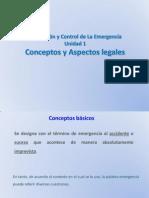Unidad 1 Prevencion y Control de La Emergencia2014-Solemne1