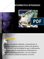 Sistema Informatico Integrado Utn