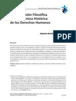 Rosillo Dinamica Historica de Los DHs