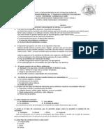 Examen de Recupearacion f.c.e. 2014