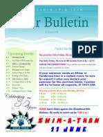 BBST Newsletter 02 June 14