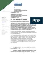 6 3 14 Udall Amendment Letter_FINAL