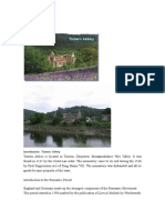 Introduction the Tintern Abbey