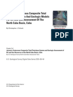 Petroleum System in Cuba