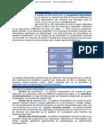 Description Du Systeme d'Exploitation