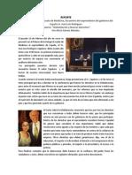 REPORTE Encuentro Con El Expresidente de España