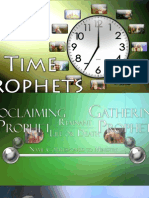 Time Prophets PowerPoint