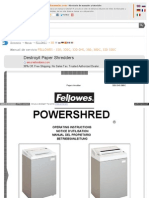 Www Pdfmanuales Com Manuals 104641 Fellowes 320 320c 320 2hs