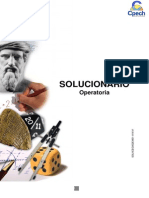 Solucionario Egresados Guía Operatoria 2014