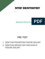 Fissure Sealant