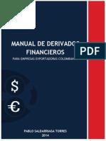 Manual de Derivados Financieros Para Empresas Exportadoras Colombianas
