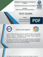 Seis Sigma Presentacion Topicos