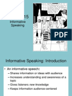 Speak Up Chapter 15