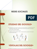 Redes Sociales Trabajo Grupal