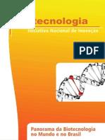 Panorama Setorial Biotecnologia