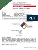 Saf 5154 Material Safety Data Sheet Spanish